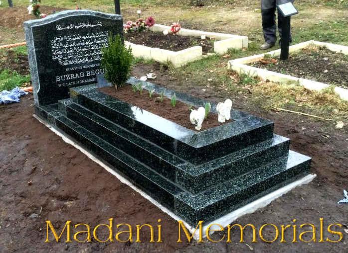 Headstones In Dewsbury Madani Memorials